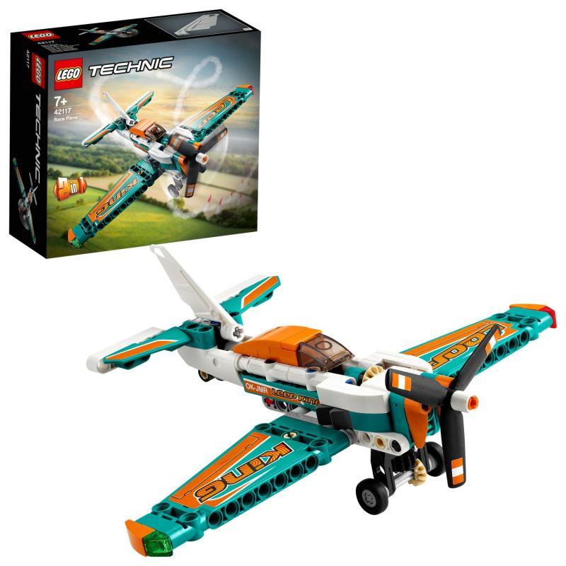 LEGO® Technic™ 42117 Závodní letadlo