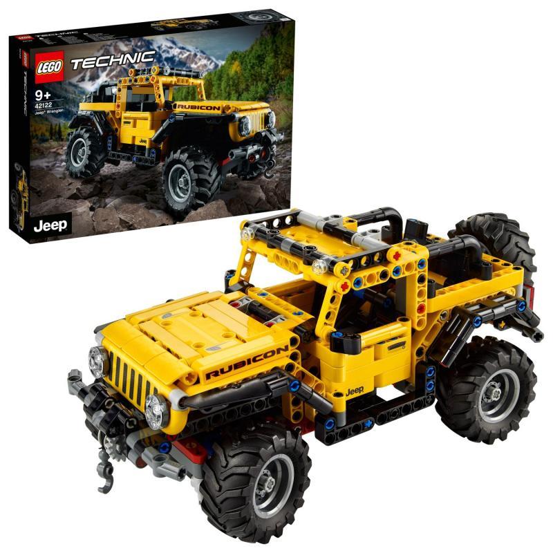 LEGO® Technic™ 42122 Jeep® Wrangle