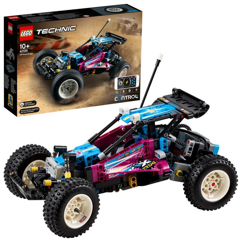 LEGO® Technic™ 42124 Terénní bugina