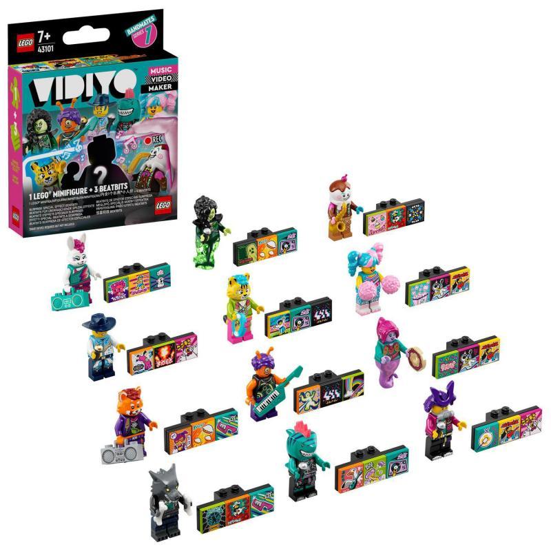 LEGO® VIDIYO™ 43101 Minifigurky Bandmates