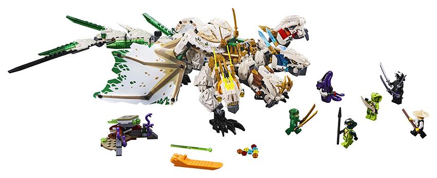 LEGO NINJAGO 70679 Ultra drak