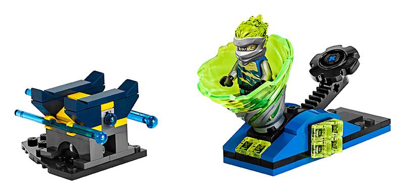 LEGO Ninjago 70682 Spinjitsu výcvik – Jay