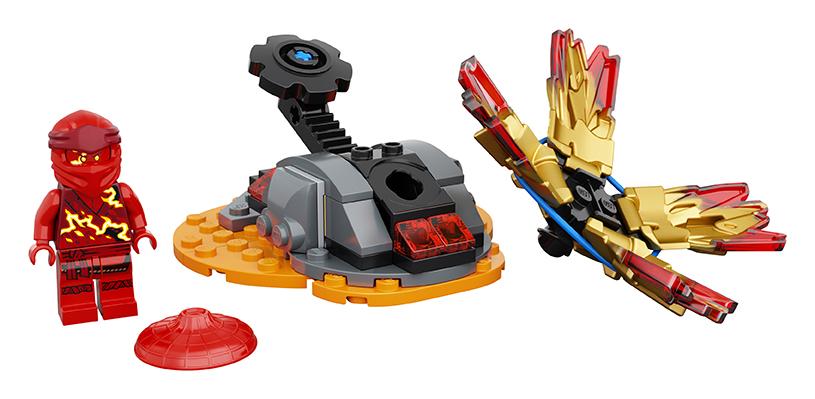 LEGO Ninjago 70686 Spinjitzu úder – Kai