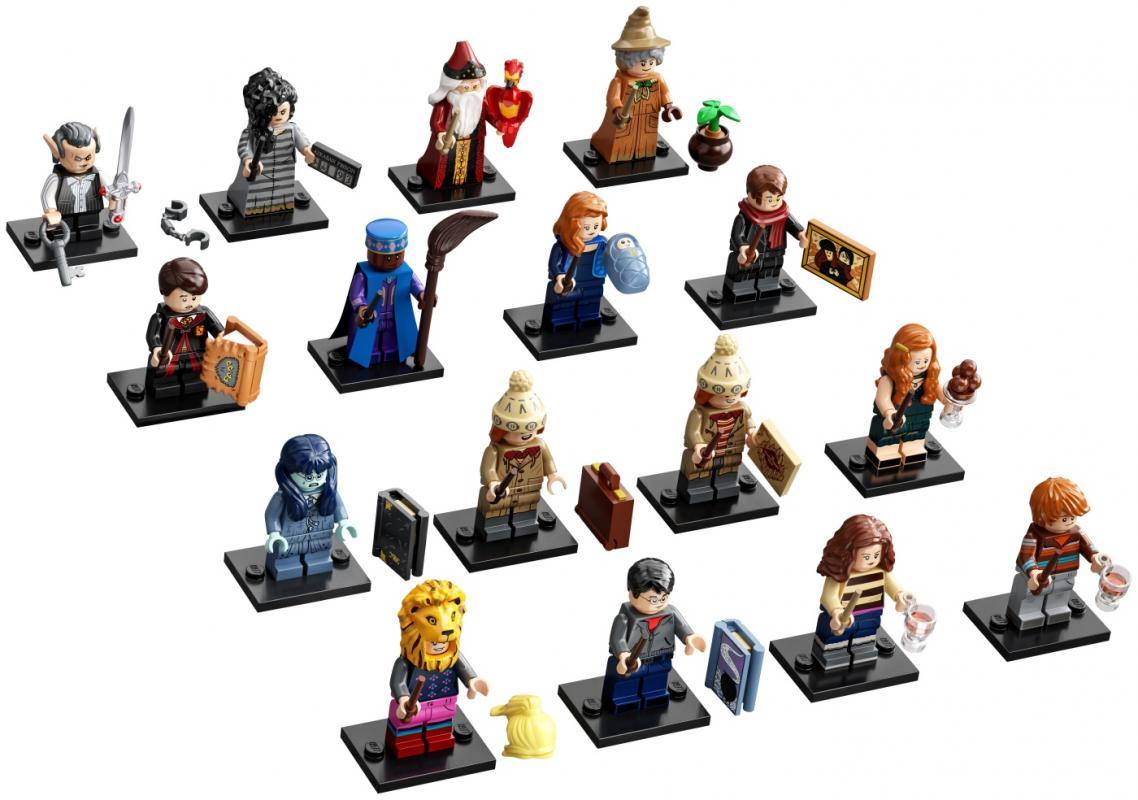 LEGO Minifigurky 71028 Harry Potter™ – 2. série