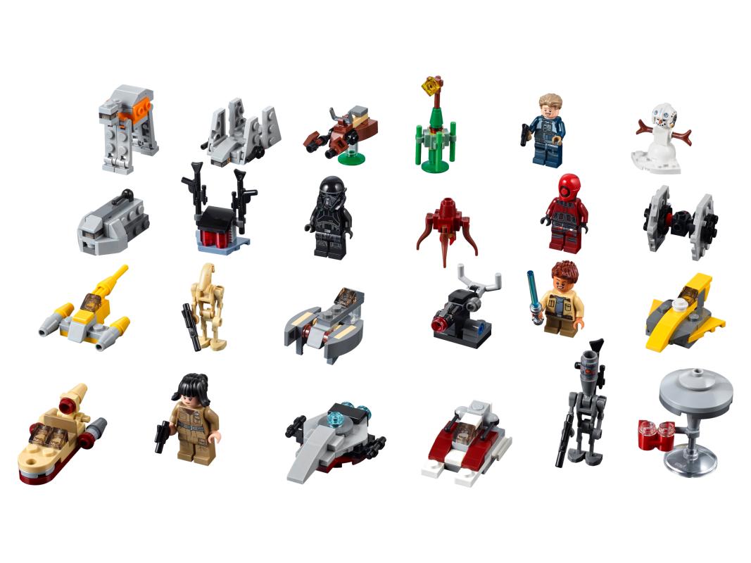 LEGO Star Wars 75213 Adventní kalendář LEGO® Star Wars™