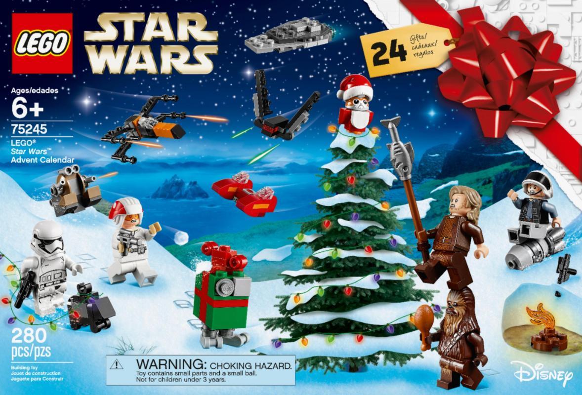 LEGO® Star Wars™ 75245 Adventní kalendář LEGO® Star Wars™