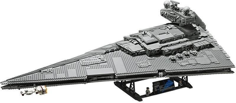 LEGO Star Wars 75252 Imperiálny hviezdny ničiteľ