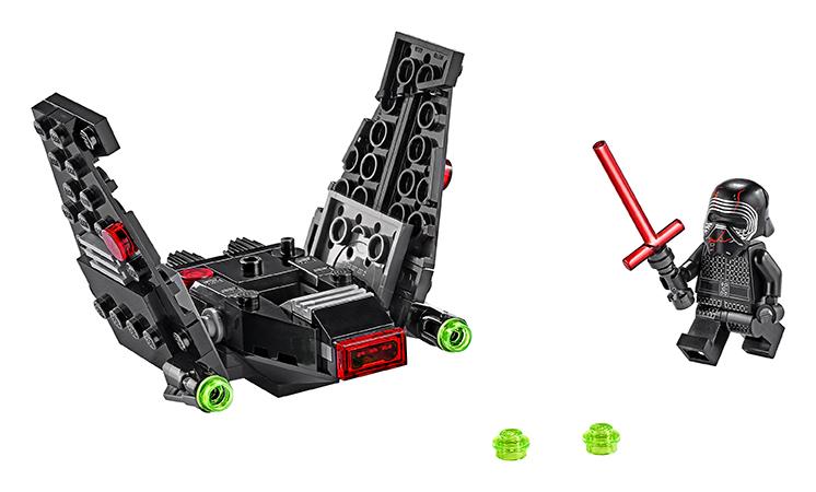 Lego Star Wars TM 75264 Mikrostíhačka Kylo Rena
