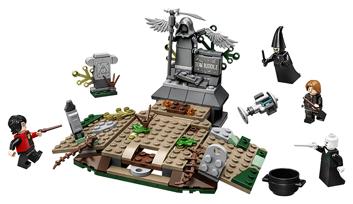 LEGO HARRY POTTER 75965 Voldemortův návrat™