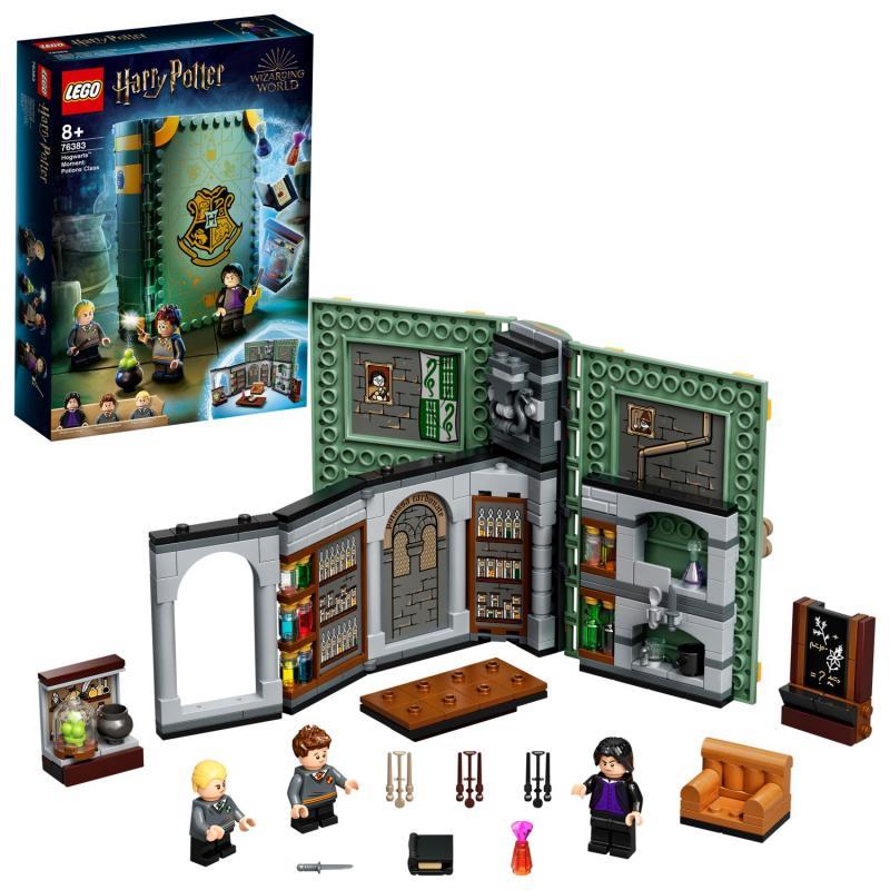 LEGO® Harry Potter™ 76383 Kouzelné momenty z Bradavic: Hodina lektvarů