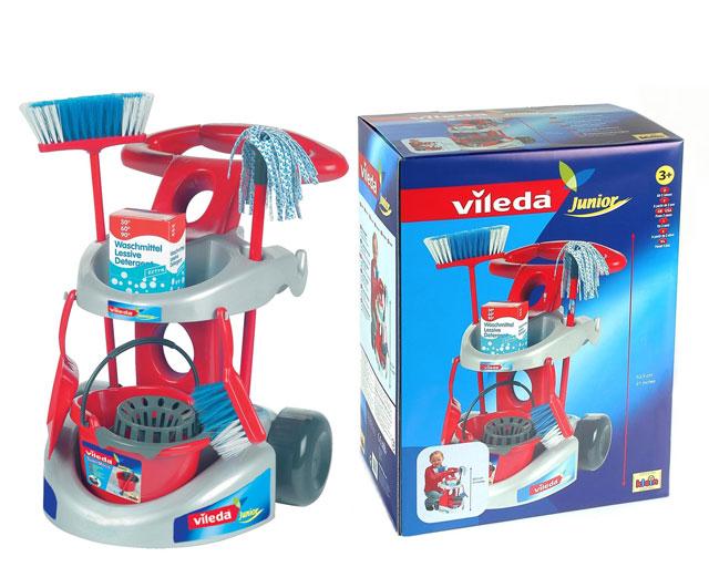 Klein Vileda velký uklízecí vozík