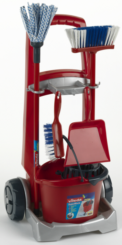 Klein Vileda uklízecí vozík (6703)