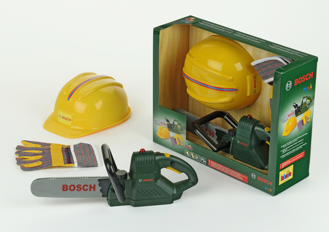 Klein Pracovní sada s helmou Bosch