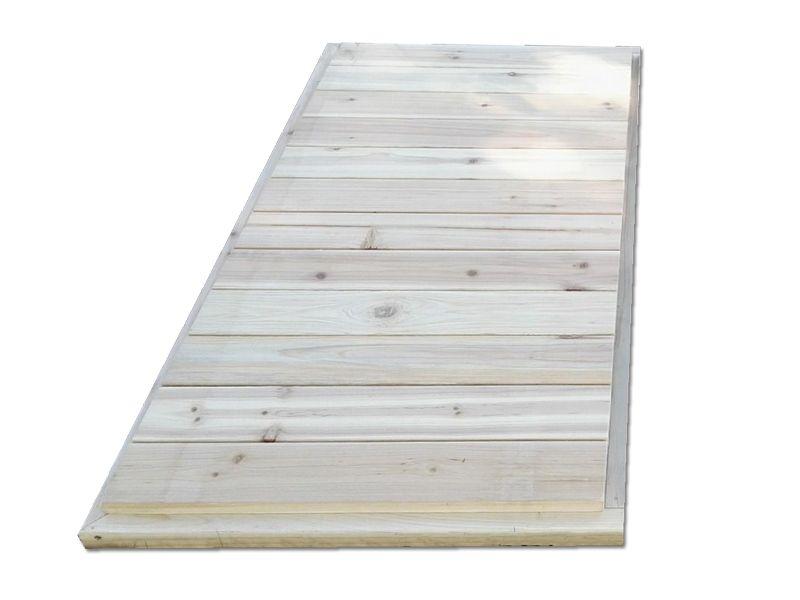 EXIT TOYS Podlaha pro domečeky Loft / Crooky 150