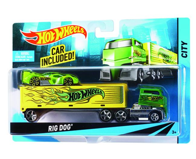 Mattel Hot Wheels Náklaďák, více druhů