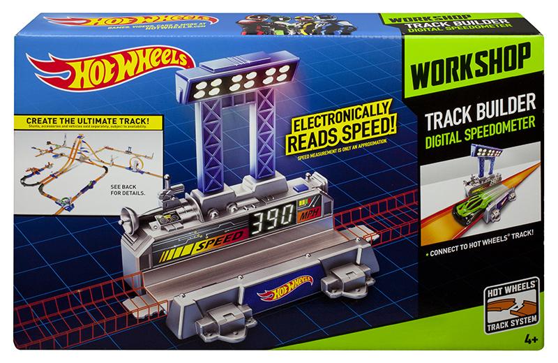 Hot Wheels Track Builder Velký set