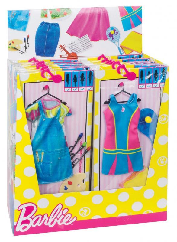 Mattel Barbie PROFESNÍ OBLEČENÍ, více druhů