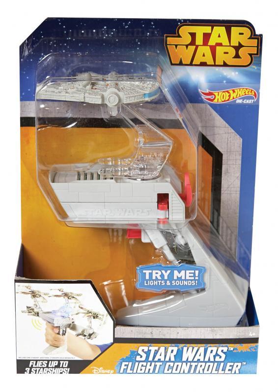 Mattel Hot Wheels Star Wars delux hrací set