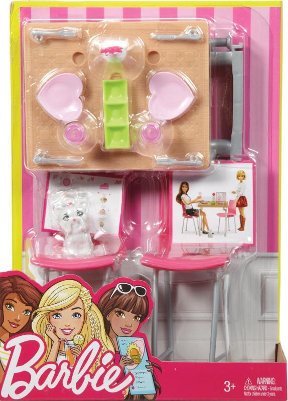 Barbie NÁBYTEK, více druhů