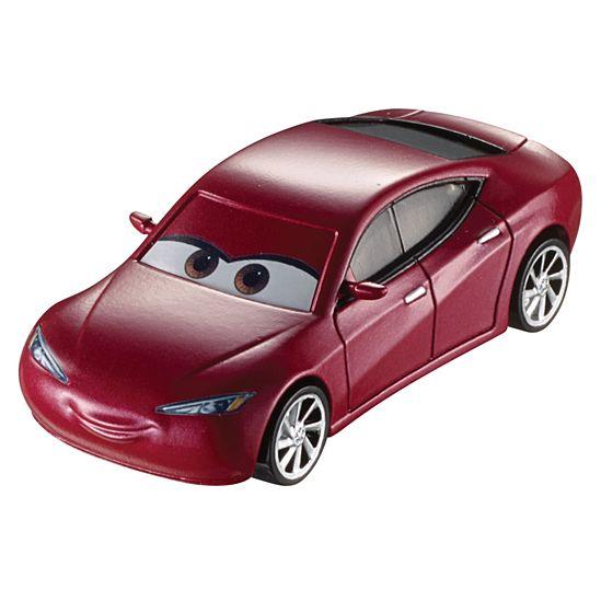 Mattel Cars 3 auta, více druhů