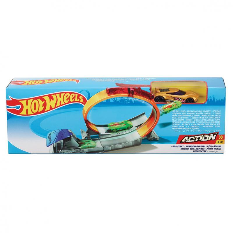 Mattel Hot Wheels Kaskadérské kousky assort