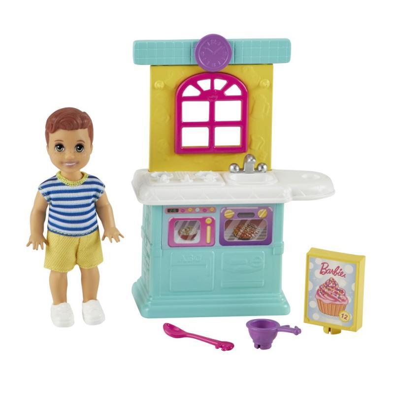 Mattel Barbie Príbeh z deníku pestunky, viac druhov