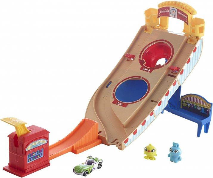 Mattel Hot Wheels Toys Story: Příběh hraček pouť
