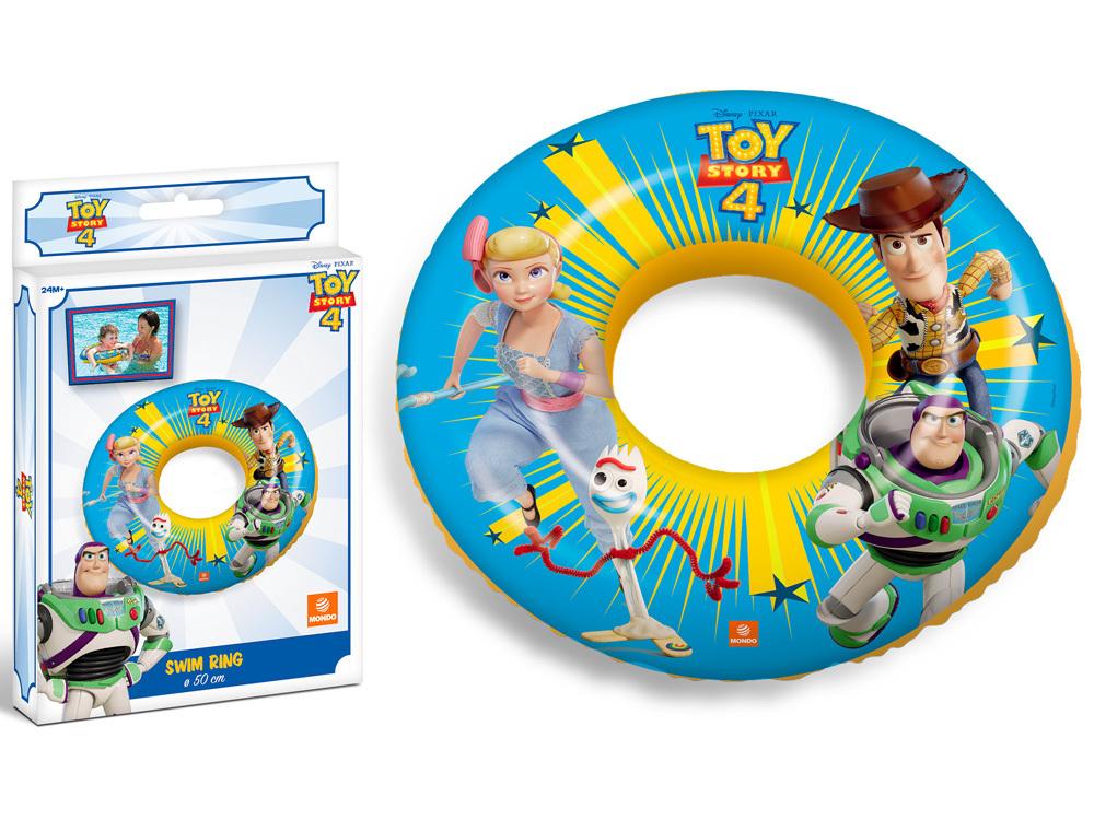 Mondo Nafukovací plavecký kruh Toy Story 50cm