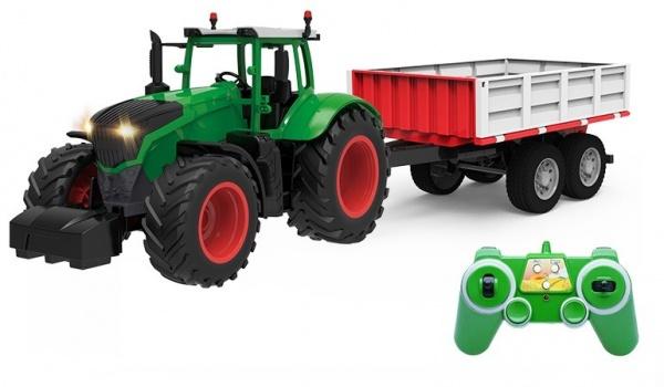 Mondo RC Traktor + RC vlek