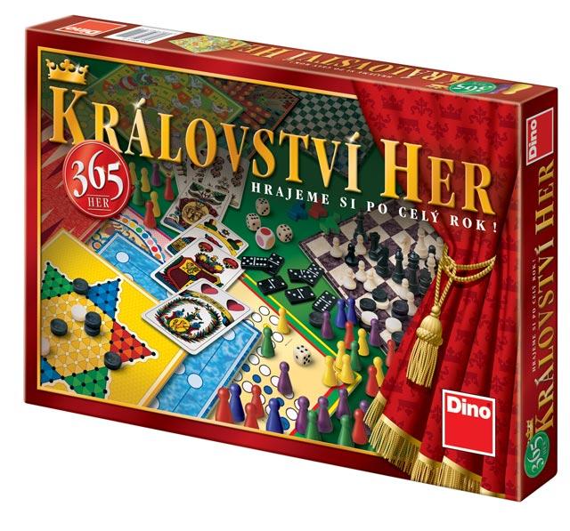 Dino Stolní hra Království her 365