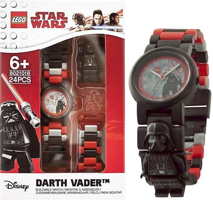 LEGO Star Wars Darth Vader - hodinky