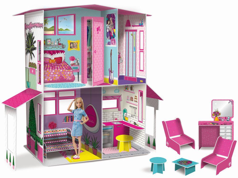 LISCIANI Dům snů Barbie