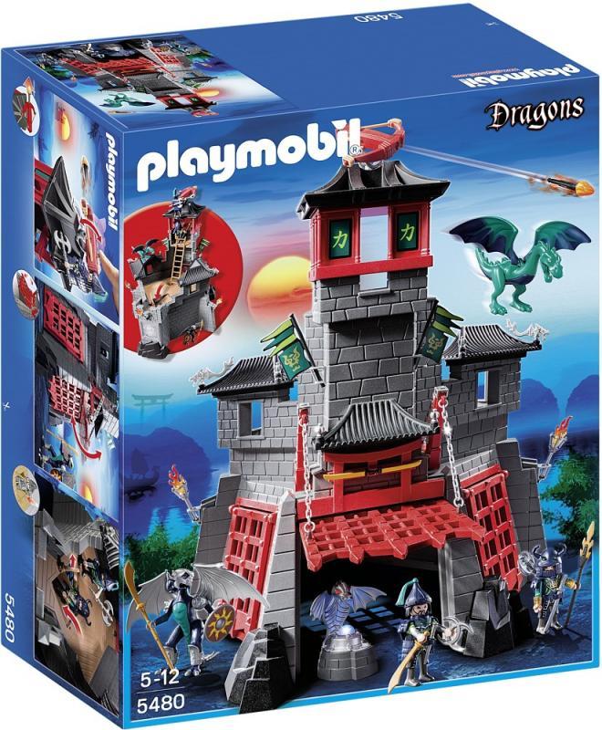 Playmobil Tajná dračí skrýš