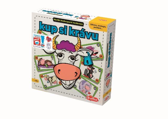 EFKO Kup si krávu - společenská hra
