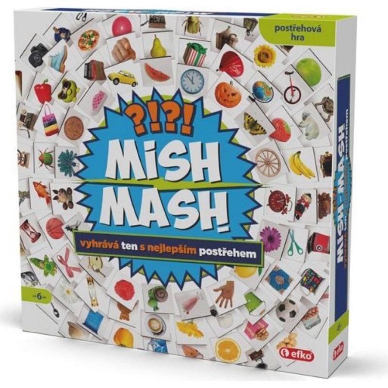 Efko Mish Mash - společenská hra