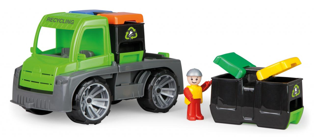 Lena TRUXX auto s kontejnery