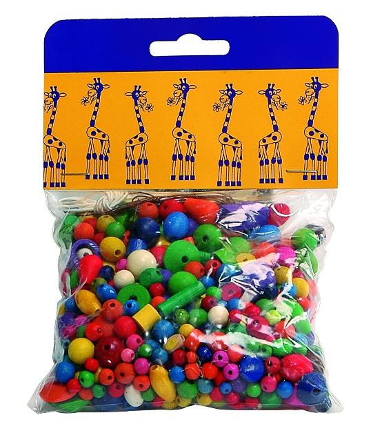 Detoa Mix perlí 70g barevný