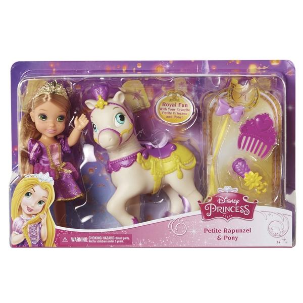ADC Blackfire Disney princezny: Locika a kůň