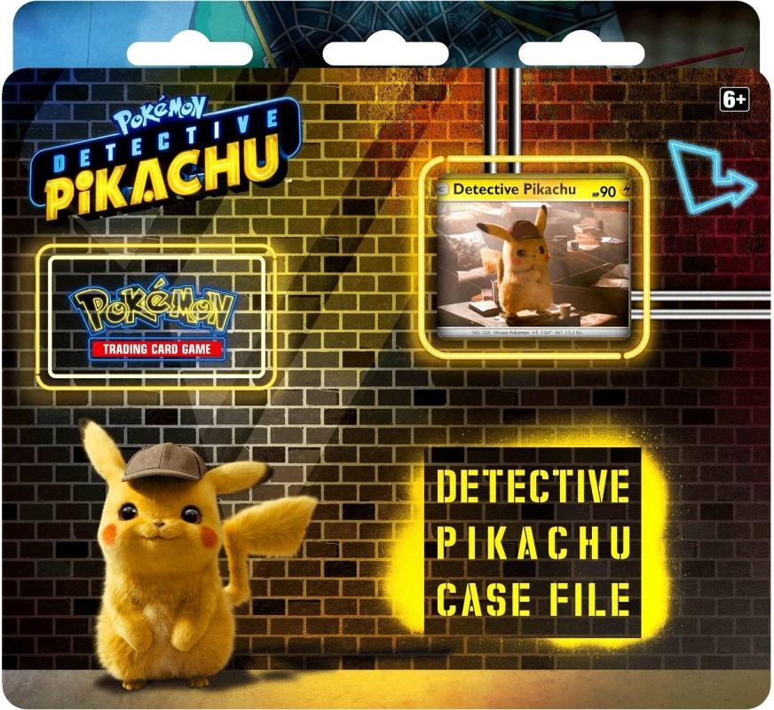 ADC Blackfire Pokémon: Detective Pikachu Case