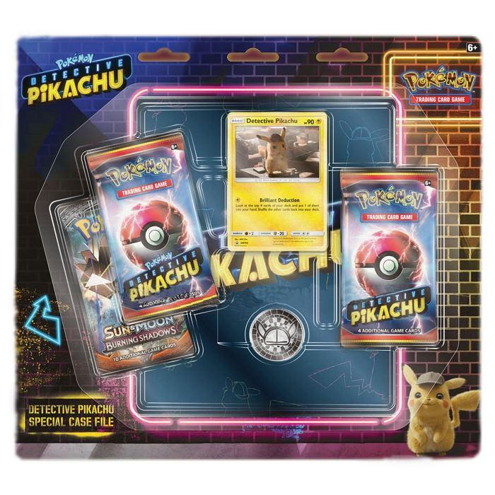 ADC Blackfire Pokémon: Detective Pikachu Special Care
