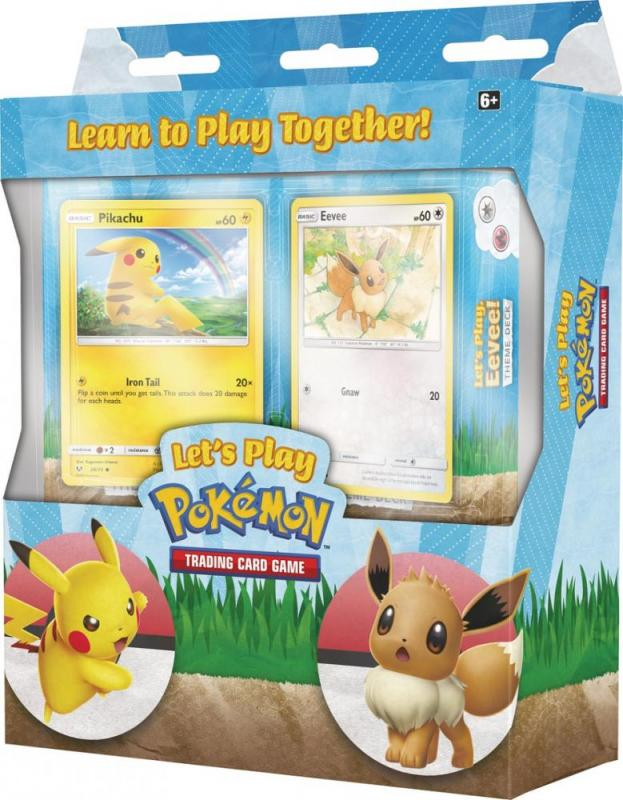ADC BLACKFIRE Pokémon TCG: Let's Play Pokémon TCG EN(anglická verze)