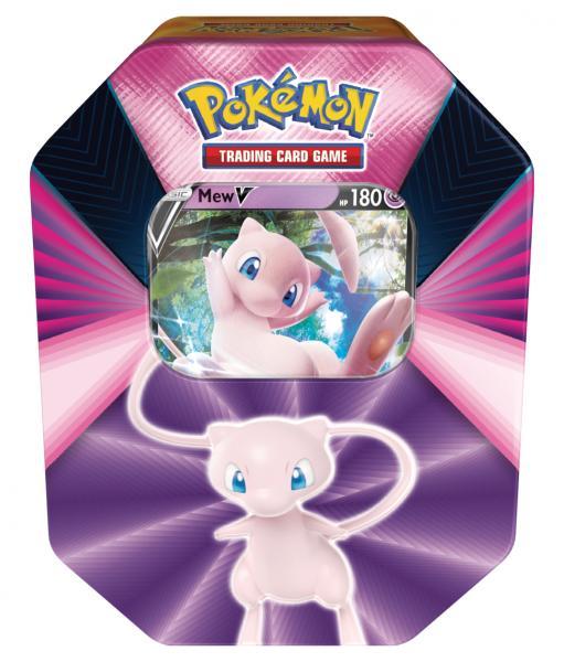 ADC Blackfire Pokémon TCG: Spring V Tin 2021