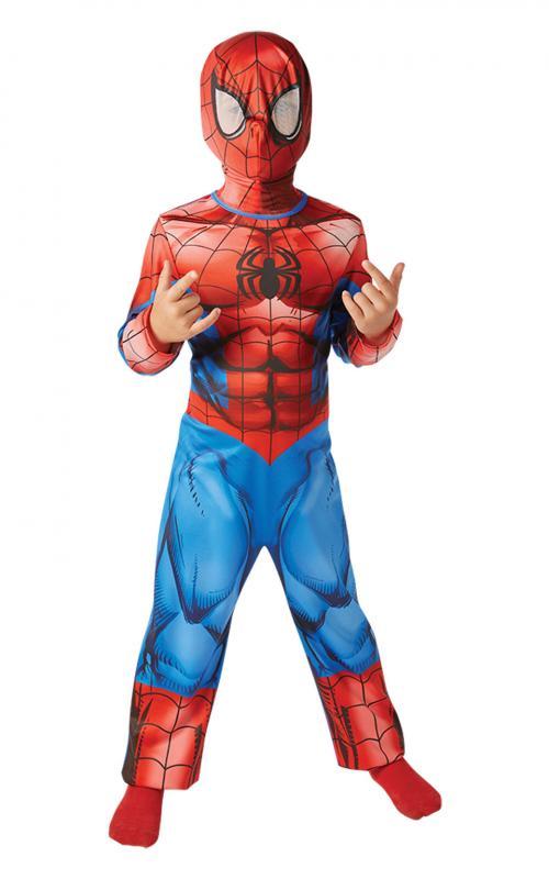 Adc Blackfire Kostým Spiderman velikost M