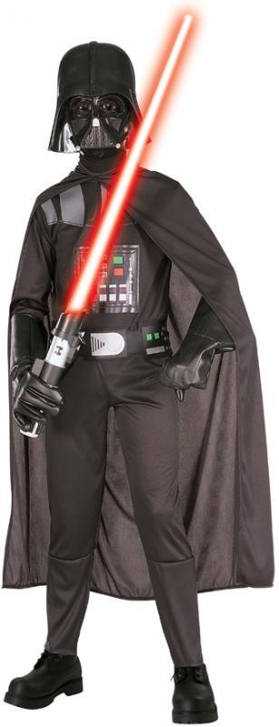 ADC Blackfire RUBIES Star Wars Darth Vader velikost L