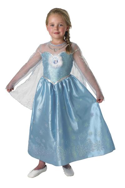 Frozen: Elsa Deluxe - velikost L