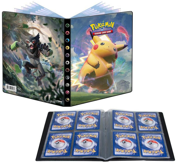 Pokémon: SWSH04 Vivid Voltage - A5 album