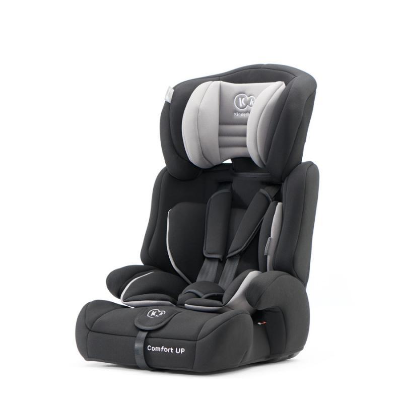 Kinderkraft Autosedačka Comfort Up Black 9-36kg Kinderkraft 2019