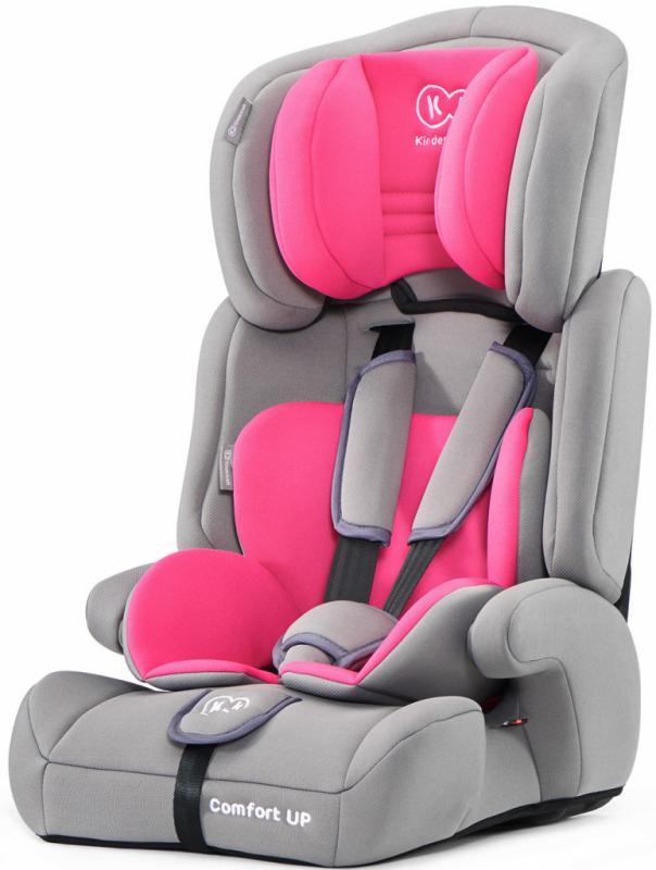 Kinderkraft Autosedačka Comfort Up Pink 9-36kg 2019
