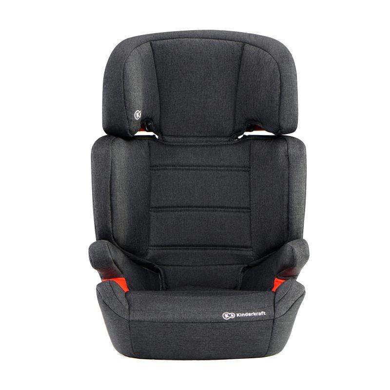 Kinderkraft Autosedačka Junior Fix Isofix Black 15-36kg 2019