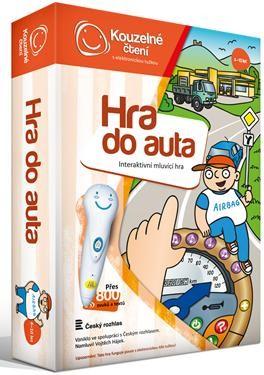 Albi Kouzelné čtení - Hra do auta